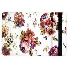 Texture Pattern Fabric Design iPad Air 2 Flip