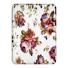 Texture Pattern Fabric Design Samsung Galaxy Tab 4 (10.1 ) Hardshell Case