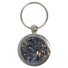 Monster Cover Pattern Key Chains (Round)