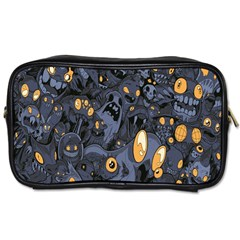 Monster Cover Pattern Toiletries Bags 2-Side