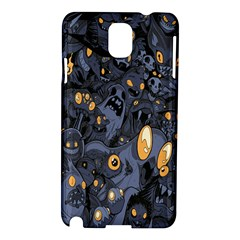 Monster Cover Pattern Samsung Galaxy Note 3 N9005 Hardshell Case