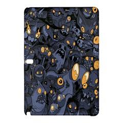 Monster Cover Pattern Samsung Galaxy Tab Pro 12.2 Hardshell Case