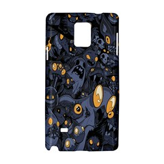 Monster Cover Pattern Samsung Galaxy Note 4 Hardshell Case