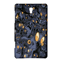 Monster Cover Pattern Samsung Galaxy Tab S (8.4 ) Hardshell Case