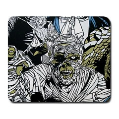 The Monster Squad Large Mousepads