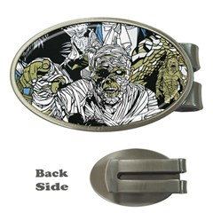 The Monster Squad Money Clips (Oval)