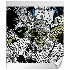 The Monster Squad Canvas 20  x 24