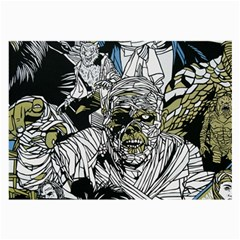 The Monster Squad Large Glasses Cloth (2 Side)