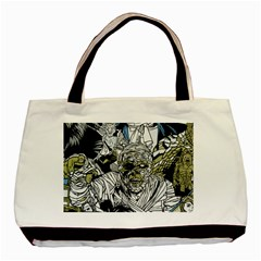 The Monster Squad Basic Tote Bag (Two Sides)