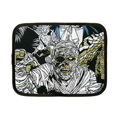 The Monster Squad Netbook Case (Small)
