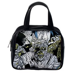 The Monster Squad Classic Handbags (one Side)