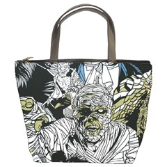 The Monster Squad Bucket Bags