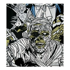 The Monster Squad Shower Curtain 66  X 72  (large)