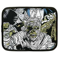 The Monster Squad Netbook Case (xl)