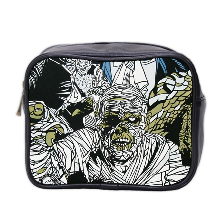The Monster Squad Mini Toiletries Bag 2-Side