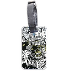 The Monster Squad Luggage Tags (One Side)