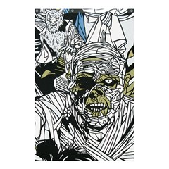 The Monster Squad Shower Curtain 48  X 72  (small)