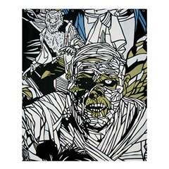 The Monster Squad Shower Curtain 60  x 72  (Medium)