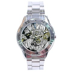 The Monster Squad Stainless Steel Analogue Watch