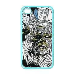 The Monster Squad Apple Iphone 4 Case (color)