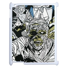 The Monster Squad Apple iPad 2 Case (White)