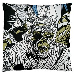 The Monster Squad Large Cushion Case (Two Sides)