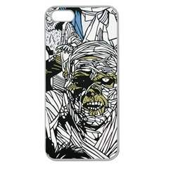 The Monster Squad Apple Seamless iPhone 5 Case (Clear)