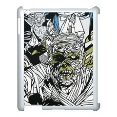 The Monster Squad Apple Ipad 3/4 Case (white)