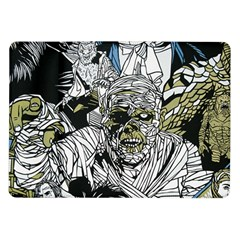 The Monster Squad Samsung Galaxy Tab 10 1  P7500 Flip Case