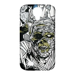 The Monster Squad Samsung Galaxy S4 Classic Hardshell Case (pc+silicone)