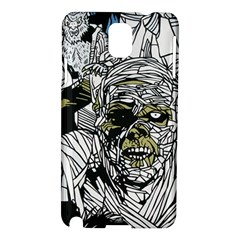 The Monster Squad Samsung Galaxy Note 3 N9005 Hardshell Case
