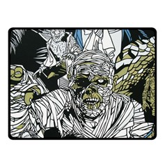 The Monster Squad Double Sided Fleece Blanket (small)