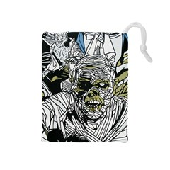 The Monster Squad Drawstring Pouches (medium)