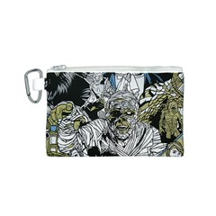 The Monster Squad Canvas Cosmetic Bag (S)