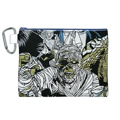 The Monster Squad Canvas Cosmetic Bag (xl)