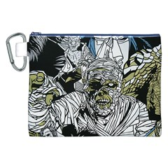 The Monster Squad Canvas Cosmetic Bag (XXL)