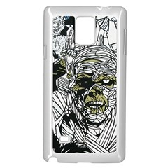 The Monster Squad Samsung Galaxy Note 4 Case (White)