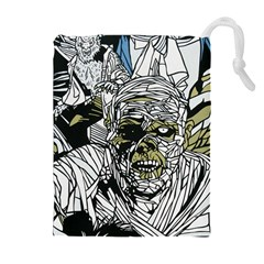 The Monster Squad Drawstring Pouches (Extra Large)