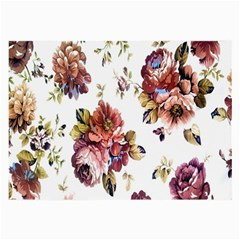 Texture Pattern Fabric Design Large Glasses Cloth