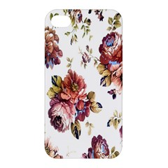 Texture Pattern Fabric Design Apple Iphone 4/4s Hardshell Case