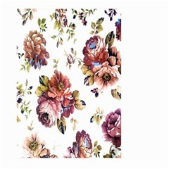 Texture Pattern Fabric Design Large Garden Flag (Two Sides)