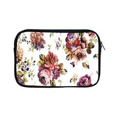 Texture Pattern Fabric Design Apple iPad Mini Zipper Cases