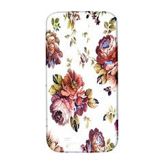 Texture Pattern Fabric Design Samsung Galaxy S4 I9500/I9505  Hardshell Back Case