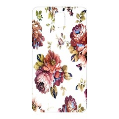 Texture Pattern Fabric Design Samsung Galaxy Note 3 N9005 Hardshell Back Case