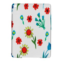Flowers Fabric Design Ipad Air 2 Hardshell Cases