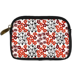 Simple Japanese Patterns Digital Camera Cases