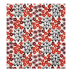 Simple Japanese Patterns Shower Curtain 66  x 72  (Large)