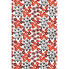 Simple Japanese Patterns 5.5  x 8.5  Notebooks
