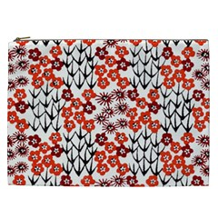 Simple Japanese Patterns Cosmetic Bag (XXL)