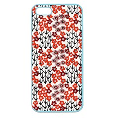 Simple Japanese Patterns Apple Seamless iPhone 5 Case (Color)